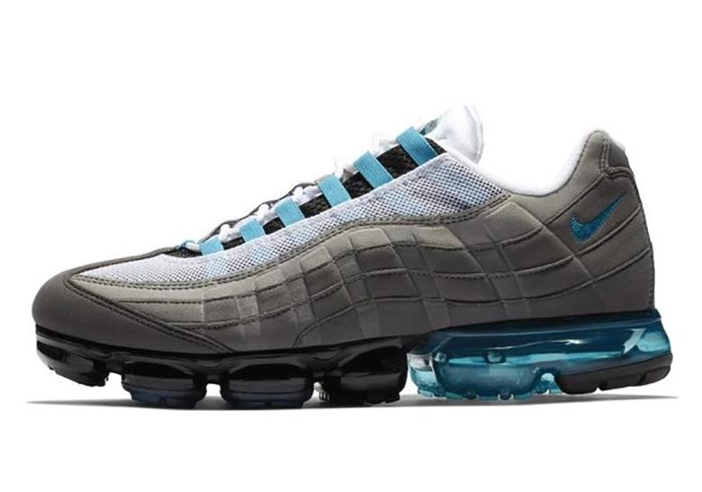 35cbe5413d939 Nike Vapormax 95 Neo Turquoise AJ7292-002 | SneakerNews.com