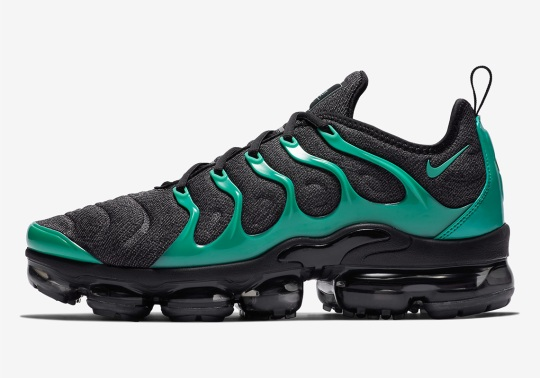 A Nike Vapormax Plus For Eagles Fans Is Here