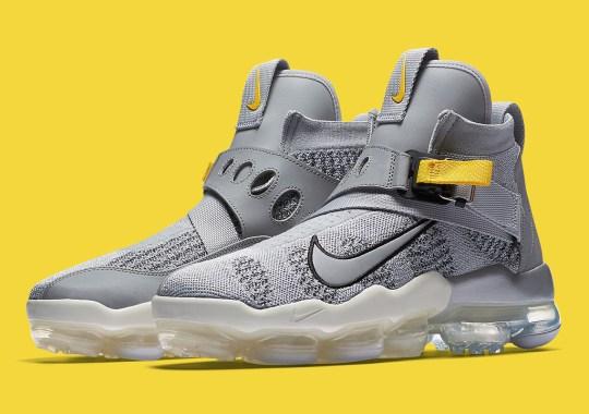 best loved a0268 bbb1a Nike Vapormax Premier Flyknit - SneakerNews.com