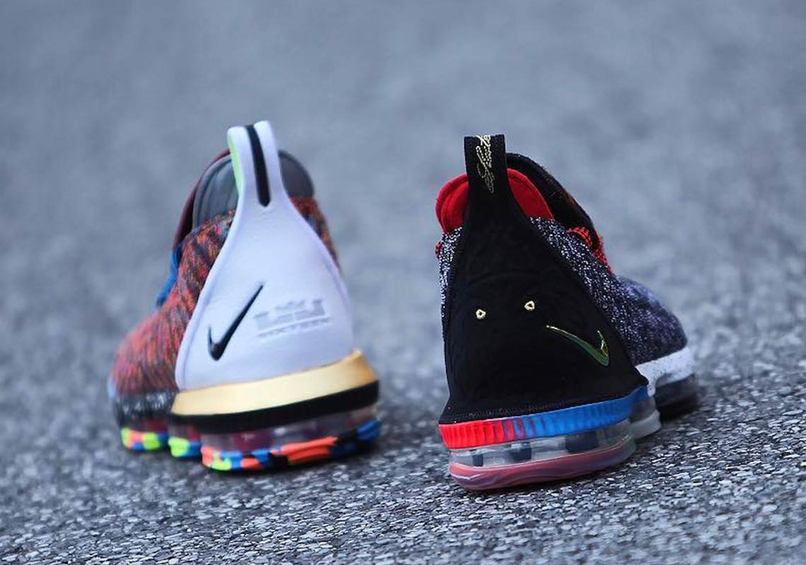 new arrivals 119db 1044e What The LeBron 16 Photos | SneakerNews.com