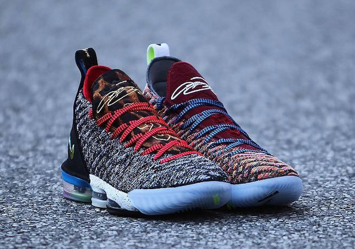 013c3c790d615b What The LeBron 16 Photos