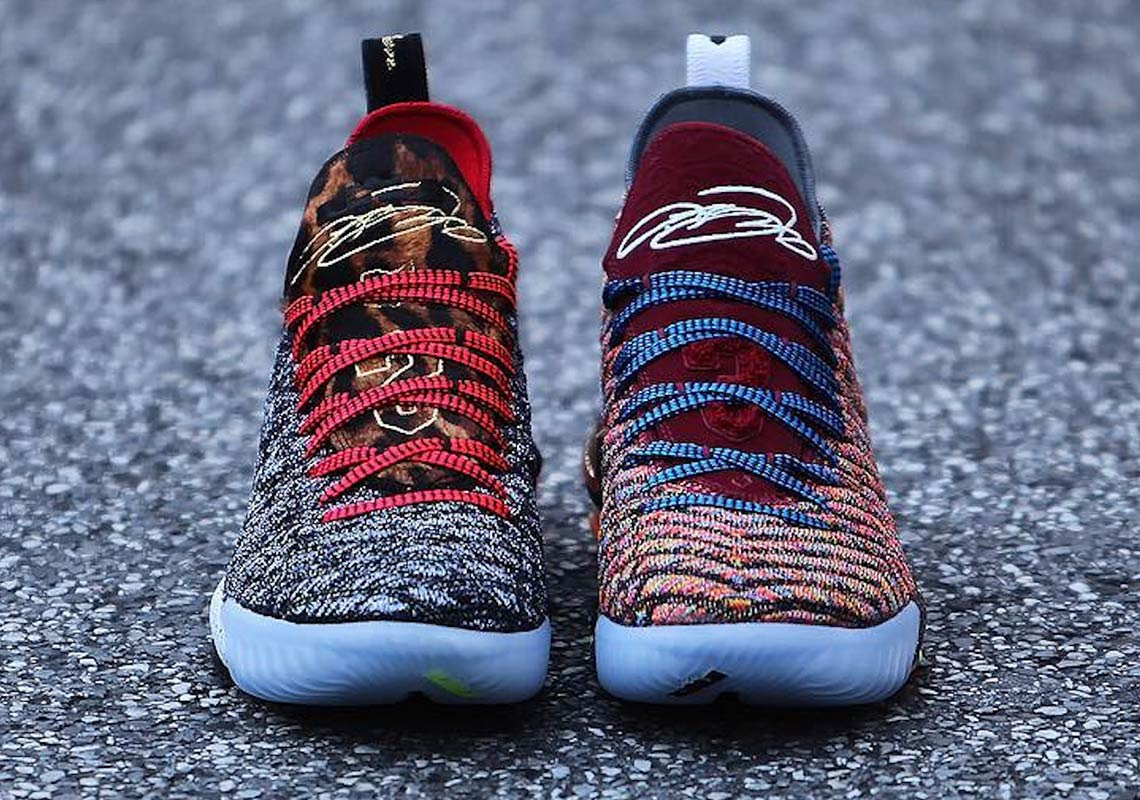nike what the lebron 16 5 - What The LeBron 16 Photos