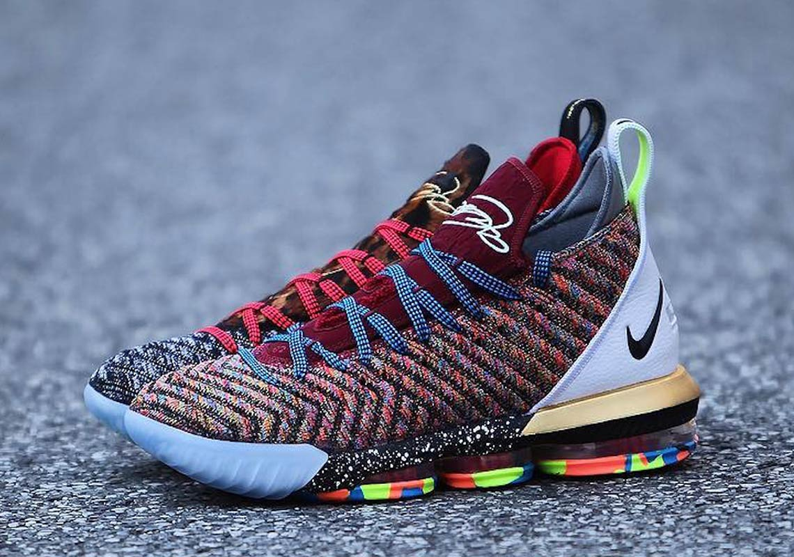 Nike Lebron  Shoes Release Date