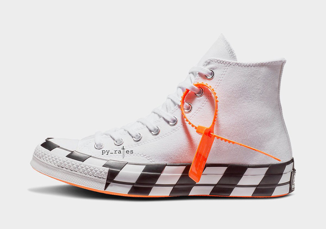 hot sale online On Clearance special discount Off-White Converse Chuck 70 Photos + Release Info ...