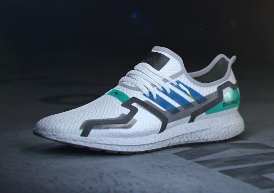 The adidas AM4 Overkill Collaboration Is Limited To 300 Pairs