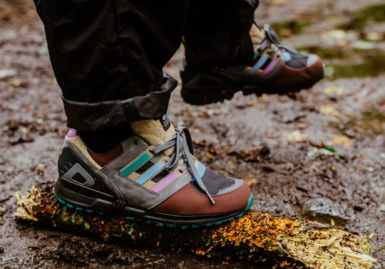 Packer Unearths The adidas Adventure Equipment Line With A Consortium Collaboration