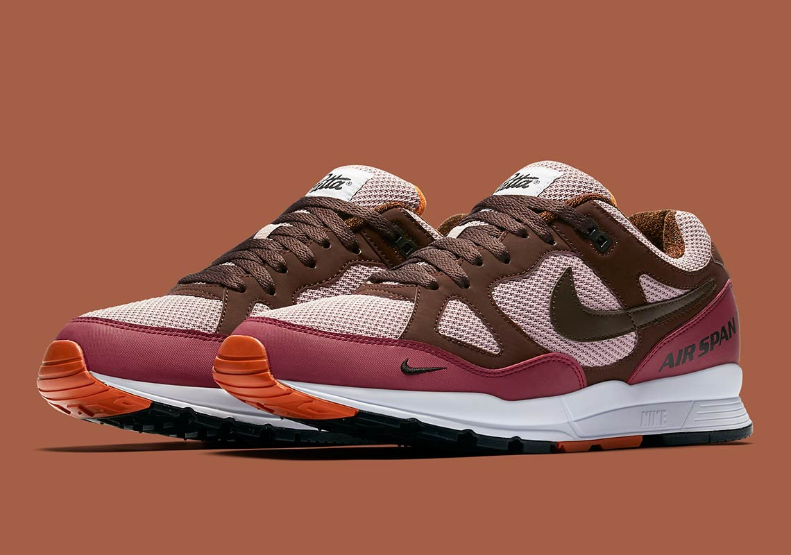 Pastel Pink Is Taking Over Nike's Air Span II And Air Max 1