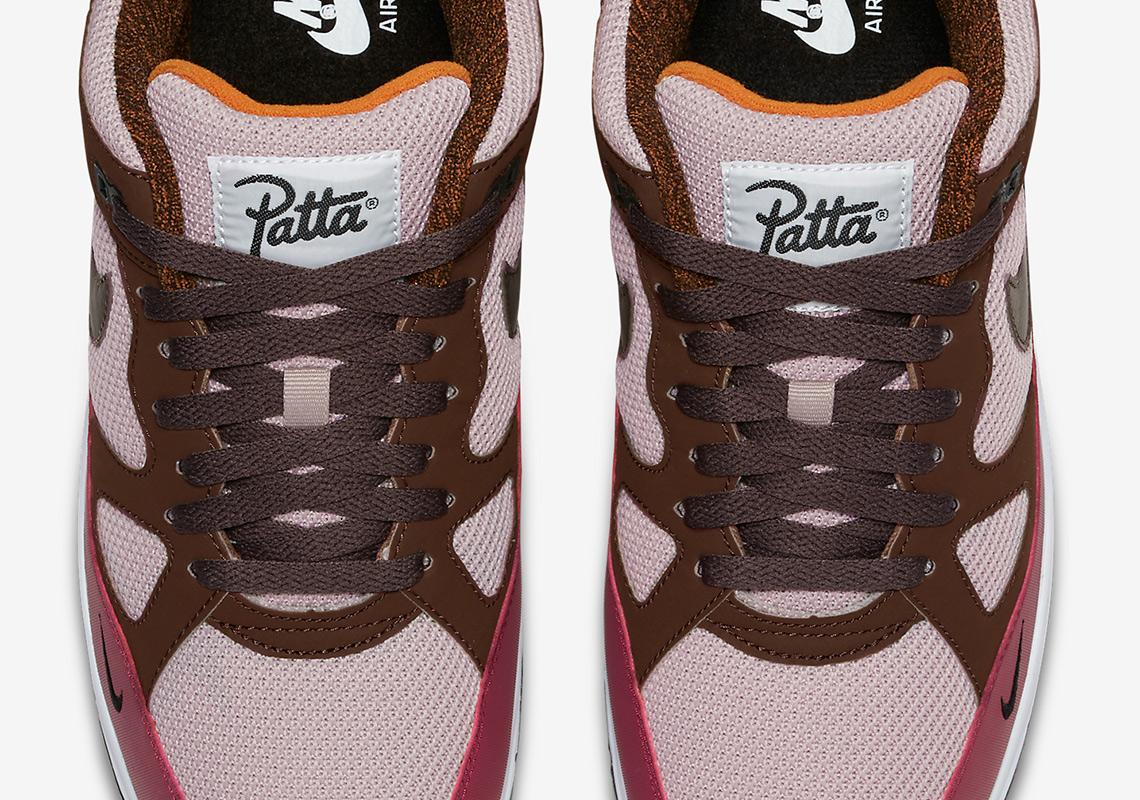 encuesta Cortés Rico  Patta Nike Air Span 2 AO2925-600 Release Info | SneakerNews.com