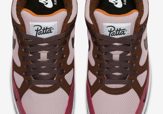 Patta And Nike Are Releasing Another Air Span II