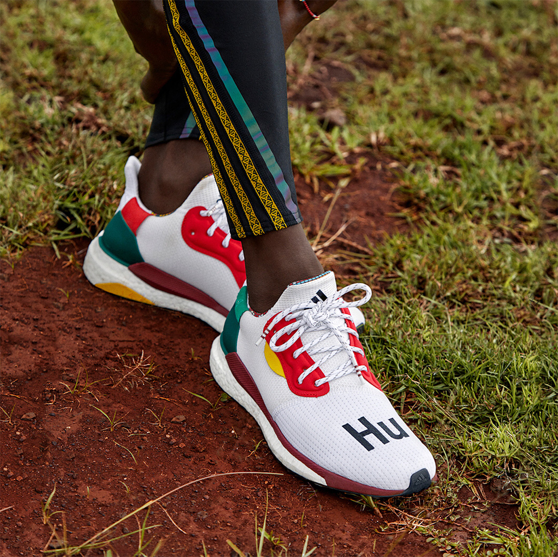 266d0d8d5 Advertisement. Pharrell x adidas SOLARHU Glide