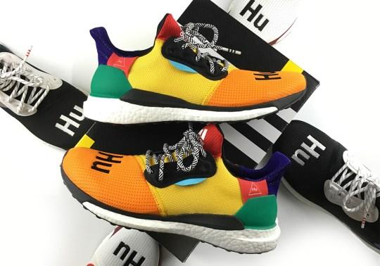 Unboxing The Pharrell x adidas Solar Hu Glide