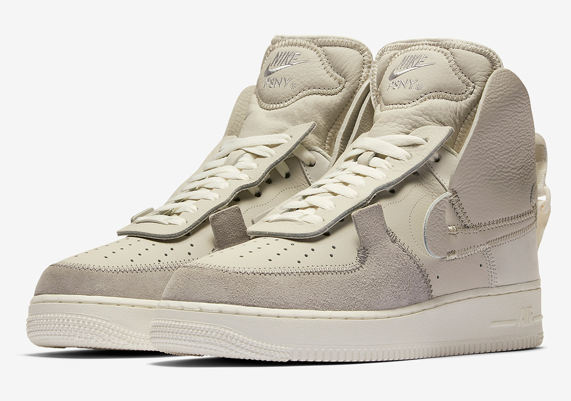 bcce2548ebdf39 Grab another look at the PSNY x Nike Air Force 1 collection here and  continue to refer back to this post as it will be updated with new release  information ...