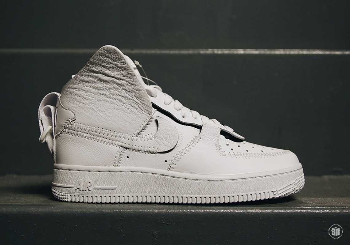d2555970ca08dc PSNY x Nike Air Force 1 High Release Date  September 5