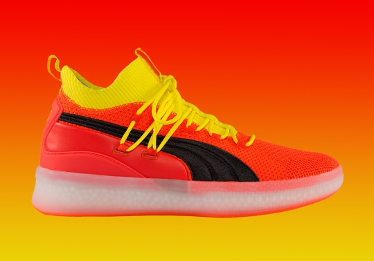 Here's When You Can Buy Puma's Clyde Court Disrupt Basketball Shoe