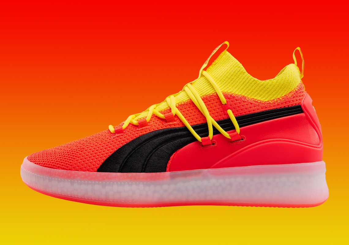 new product af6f4 7a412 Here's When You Can Buy Puma's Clyde Court Disrupt ...