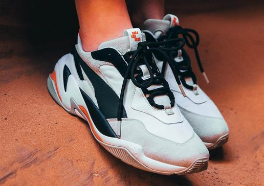 "Puma Teams With Sneakerness Paris For A Limited Edition Thunder ""Astroness"""