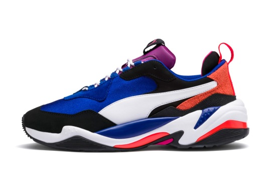 Puma To Unveil A New Thunder 4 Life Model This Fall