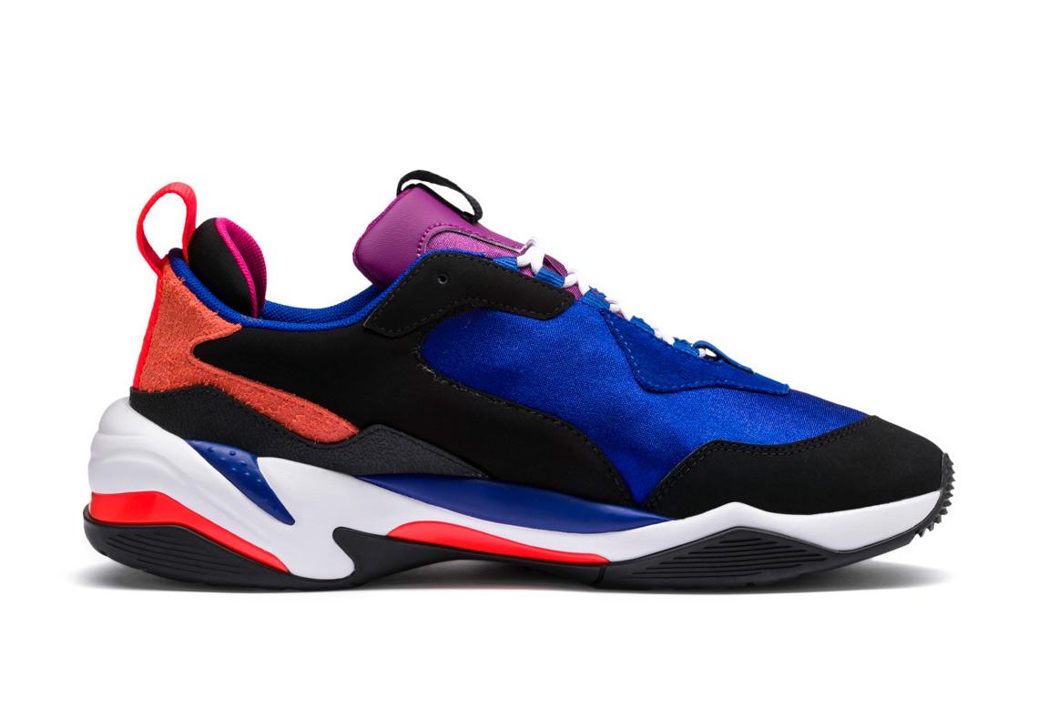 Puma Thunder Blue Red Black 369471 01 |