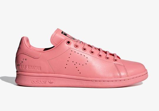 Raf Simons Is Bringing Back His adidas Stan Smith