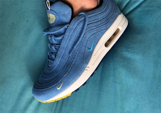 Sean Wotherspoon Confirms Another Nike Air Max 1/97 Release