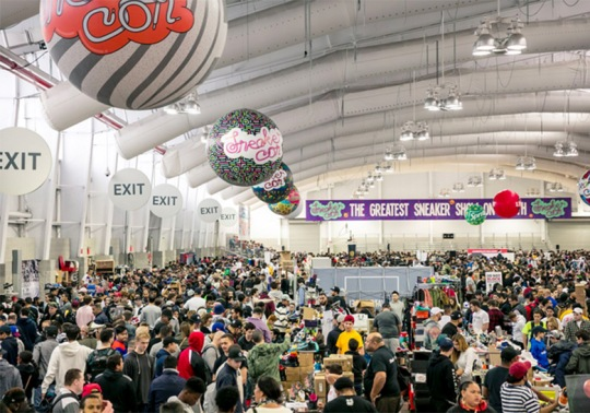Sneaker Con Returns To London On September 22nd