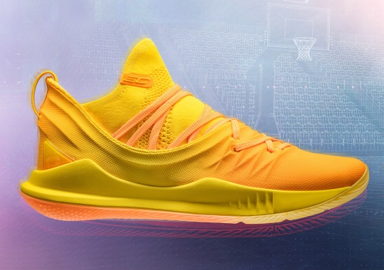 Under Armour Is Releasing Steph Curry's Shoes From The 2018 NBA Finals