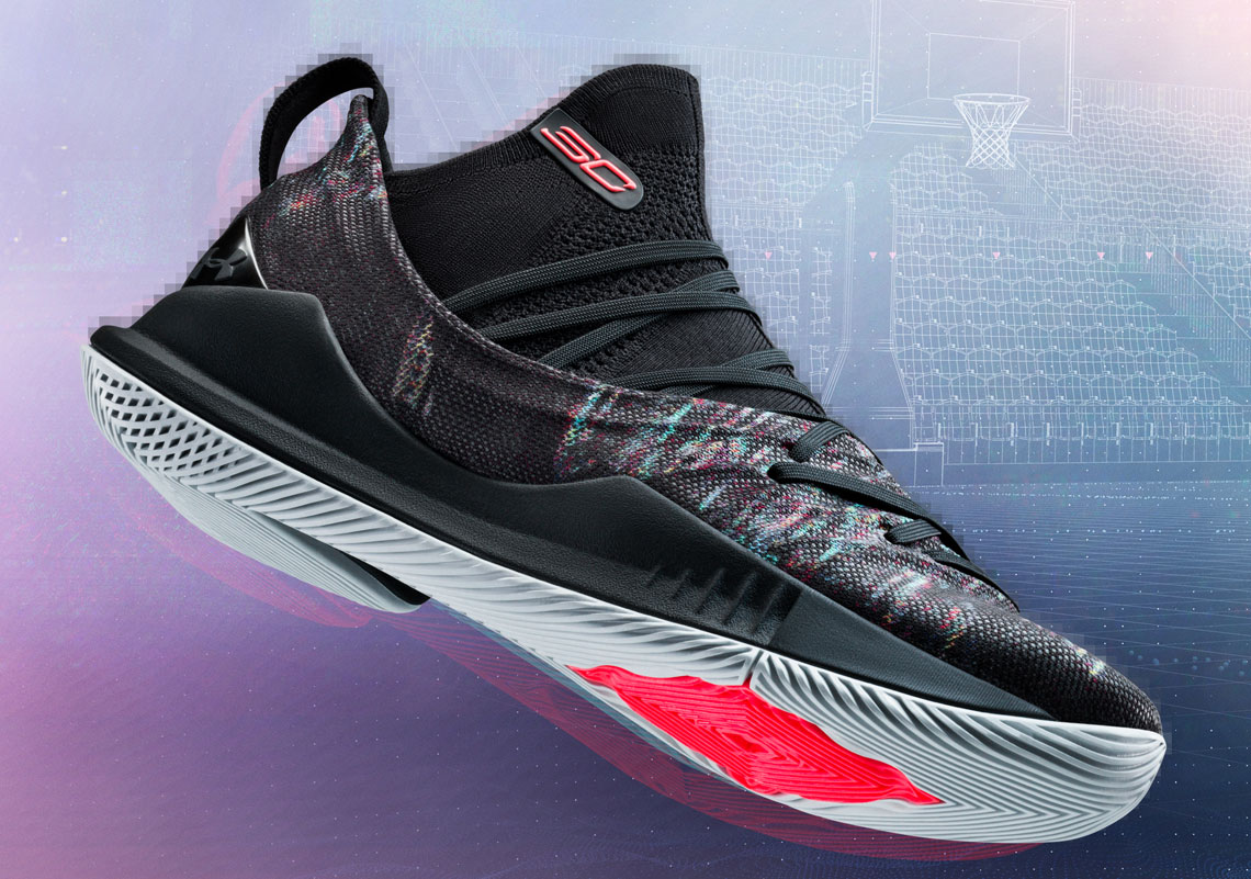 UA Curry 5 NBA Finals Shoes Release