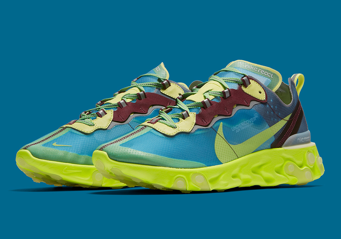 f46066a93027c0 Advertisement. UNDERCOVER x Nike React Element 87. Release Date  September  13th