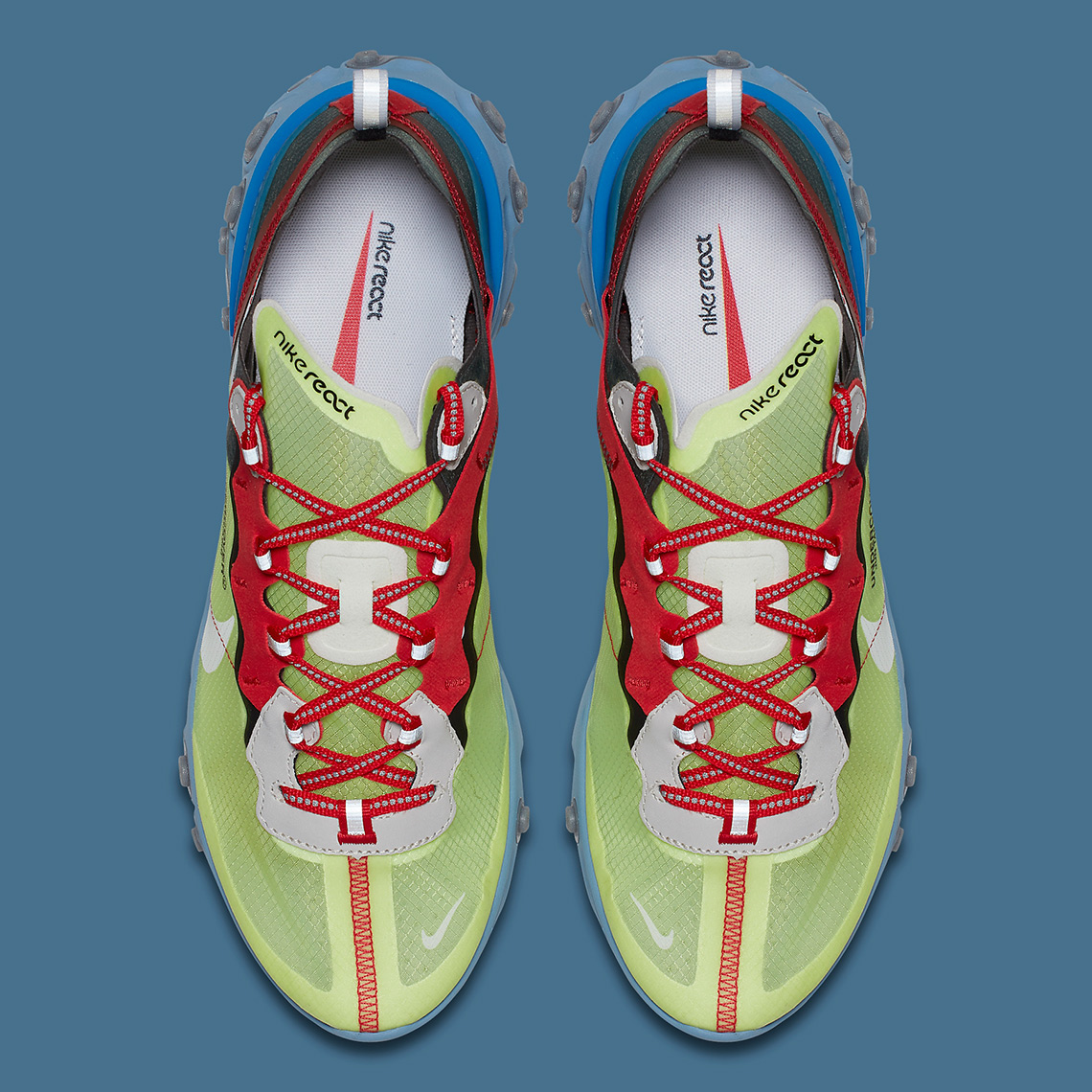 cf5a04c4114b UNDERCOVER Nike React Element 87 Release Date