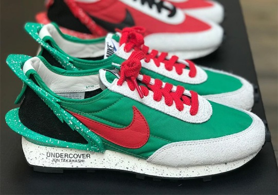 UNDERCOVER Previews Their Insane Nike Tailwind Collaboration At Paris Fashion Week