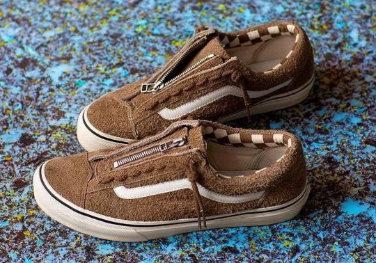 Vans And nonnative Team Up For A Two-Pack Of Old Skools