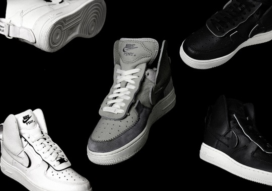Where To Buy The PSNY x Nike Air Force 1 High