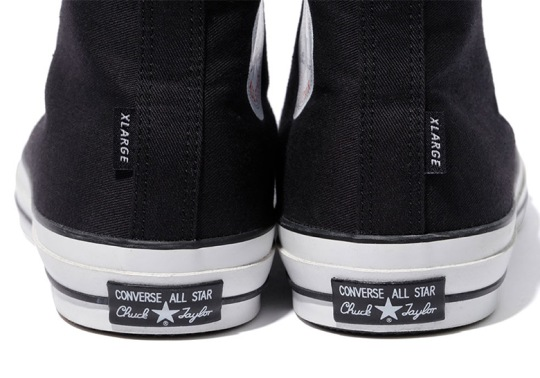 XLARGE Reveals A Converse Chuck Taylor Collaboration