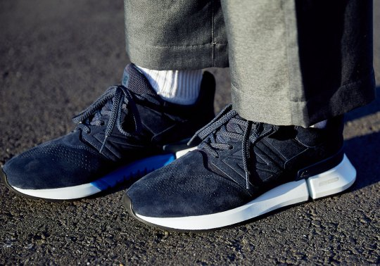 nanamica Teams Up With New Balance To Present Two GORE-TEX RC-1s