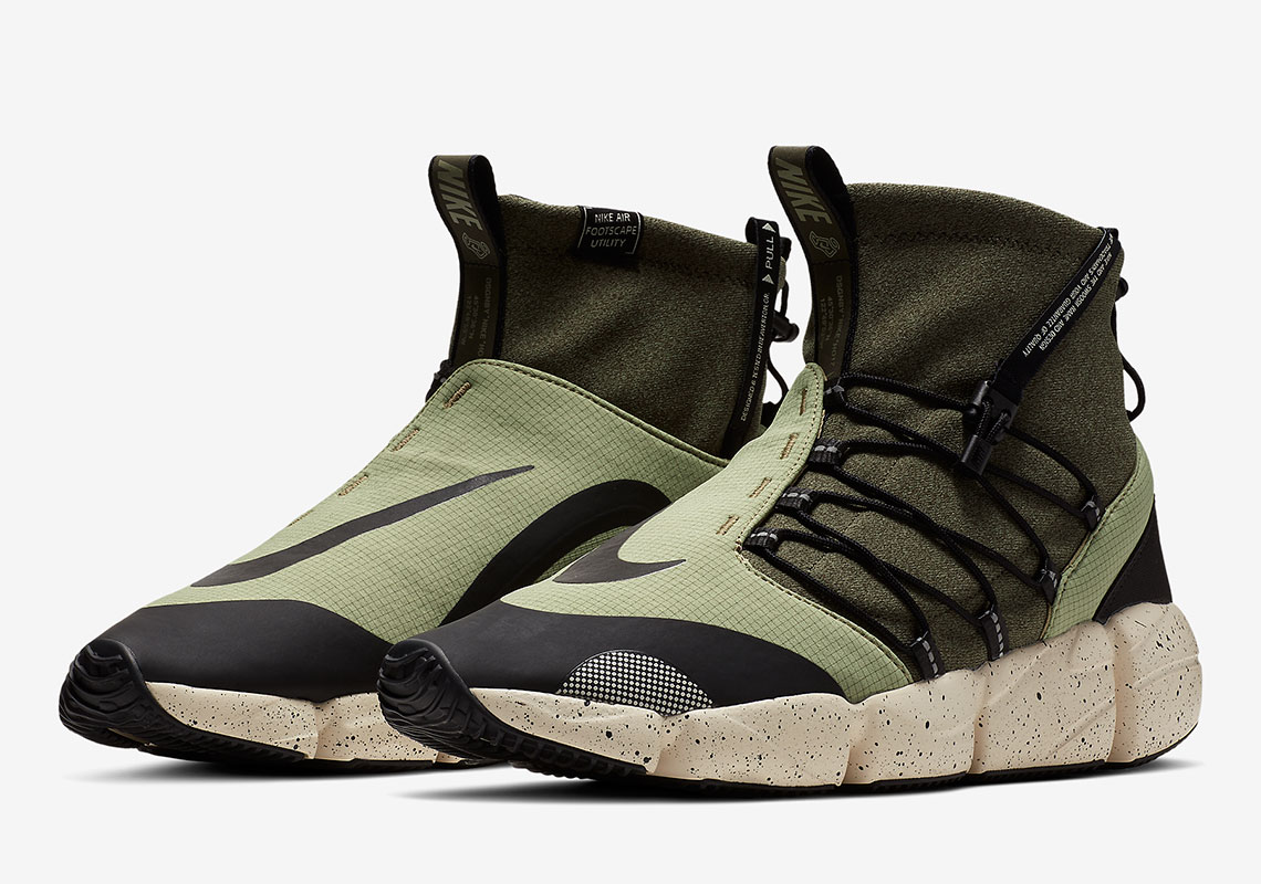 f913d132ad Nike Footscape Utility DM $160. Color: Neutral Olive/Anthracite/Light Cream/ Black Style Code: AH8689-200. Where to Buy. Nike Available