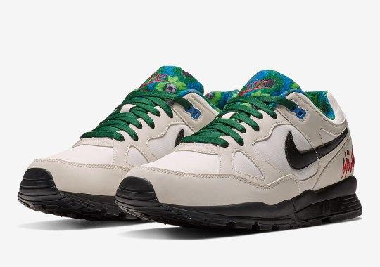 promo code a8fba 9de04 The Nike Air Span II Gets Mowabb Inspiration