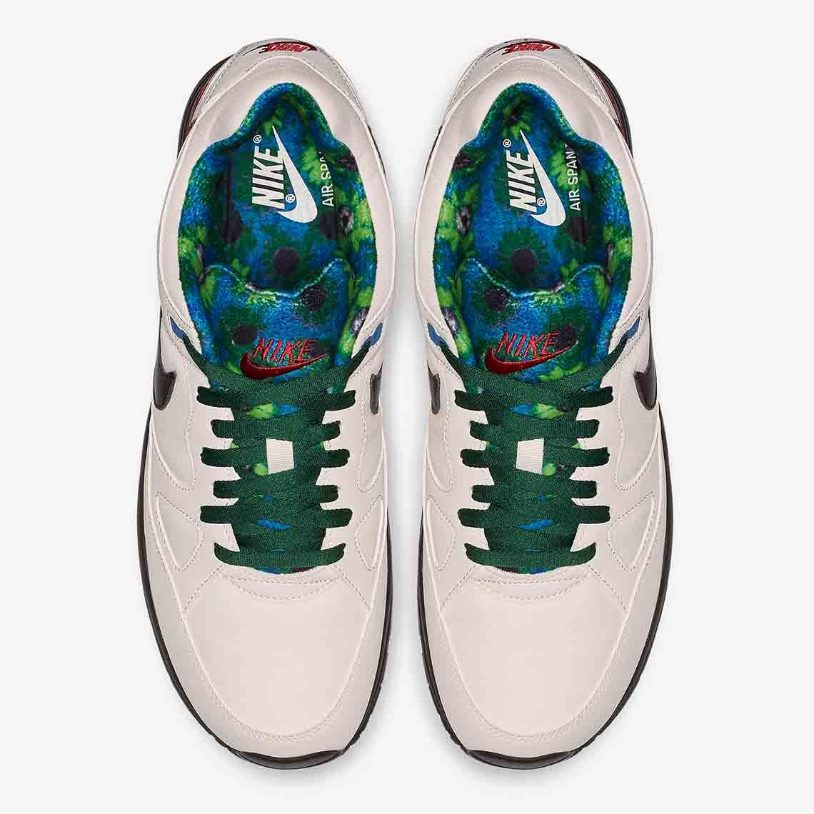 online store 483cb 21629 Nike Air Span II Mowabb AQ3120-003 Release Info  SneakerNews