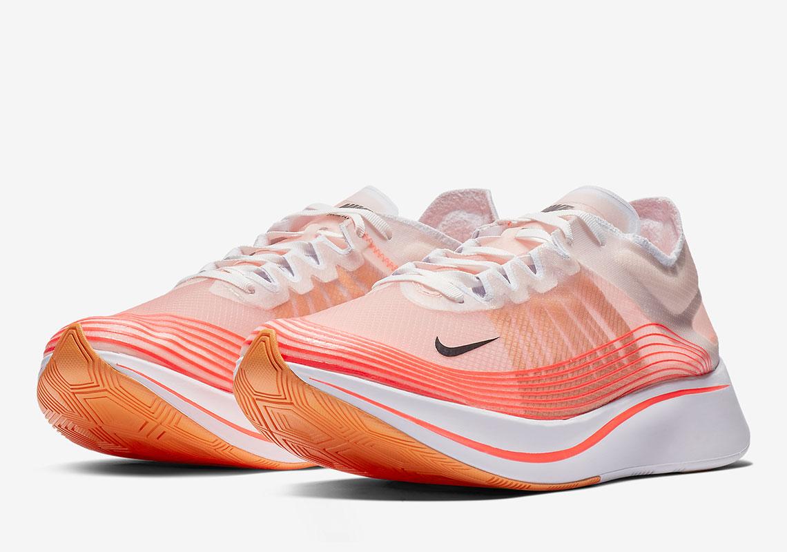 Nike Zoom Fly SP AJ9282-600 Varsity Red