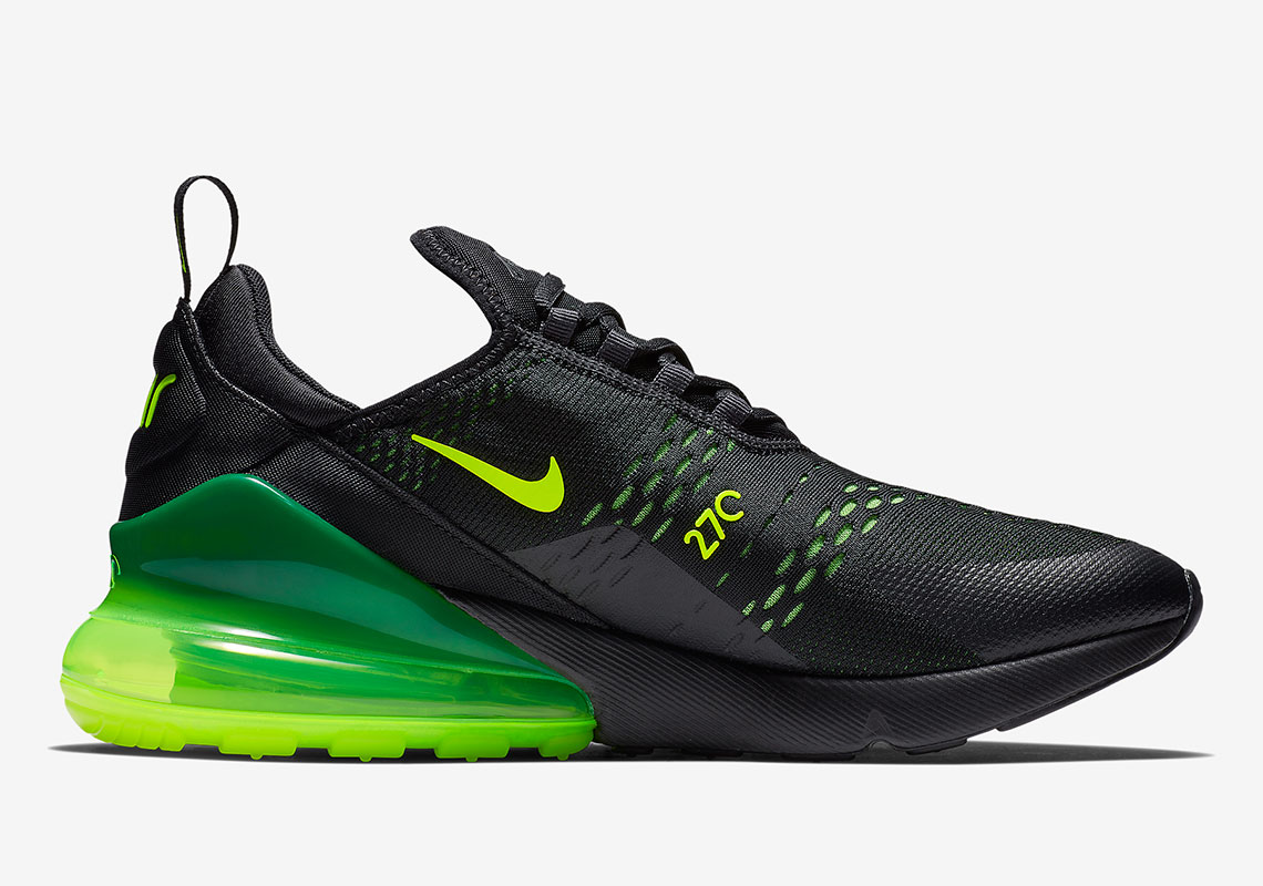 Nike Air Max 270 Slime AH8050 017 Release Info |