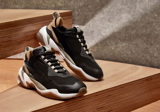 "Puma and END Present The Minimalistic Thunder ""Shadow Rise"""