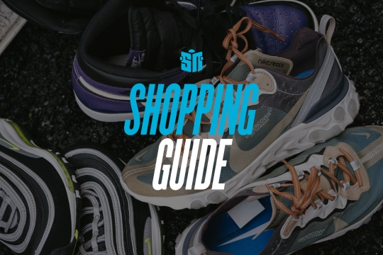 The Definitive Fall Sneaker Fashion Shopping Guide