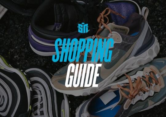 0ff0f9a7ff29 Air Jordan 1 High OG. The Definitive Fall Sneaker Fashion Shopping Guide