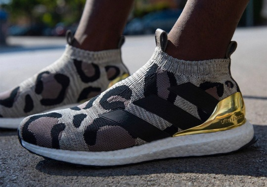 The adidas ACE 16+ Ultra Boost Just Dropped In Animal Prints And More