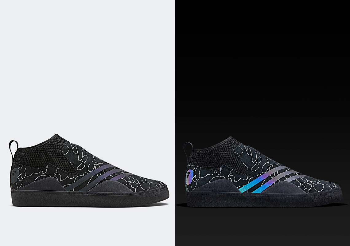 the latest d7e37 d08f1 BAPE adidas Snowboarding Collection - Release Info ...