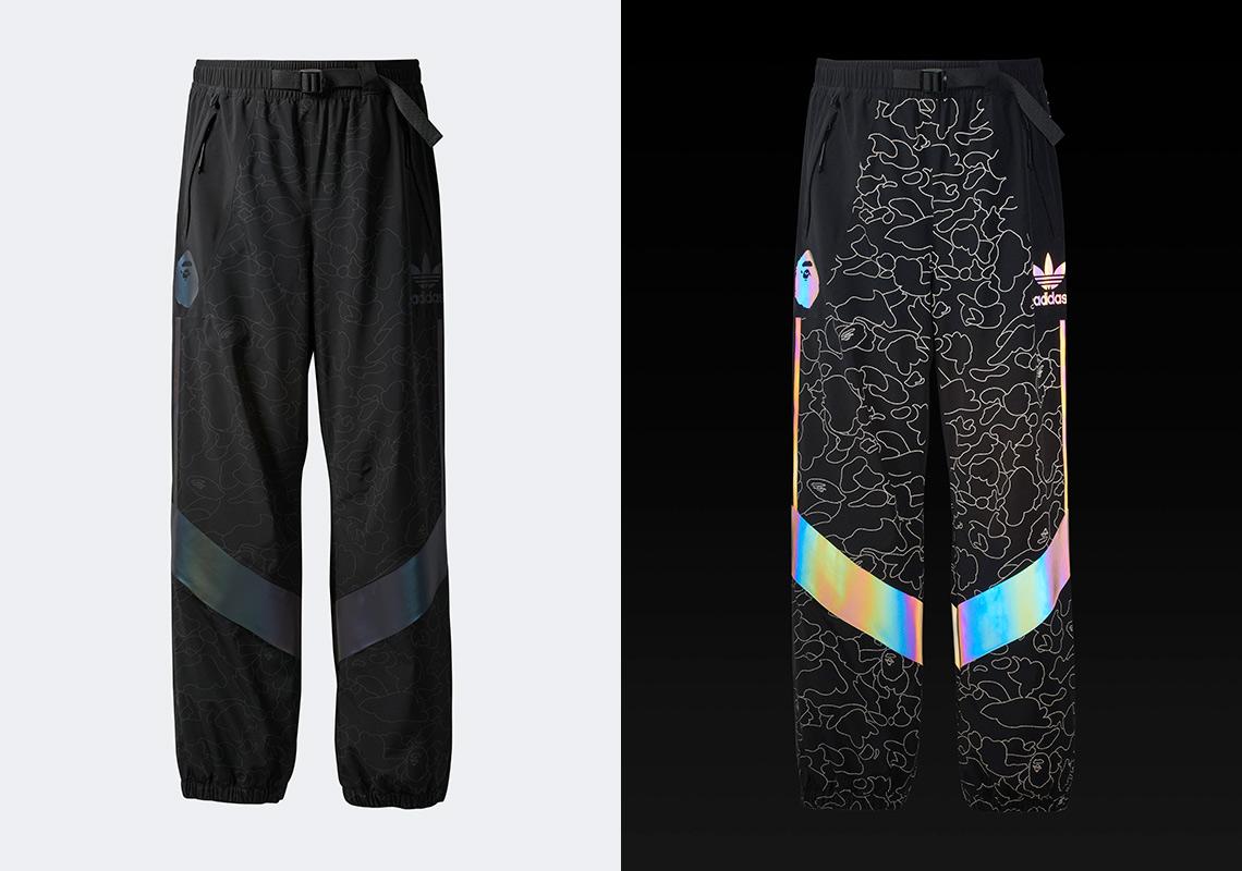 Adidas Bape Camo Pants