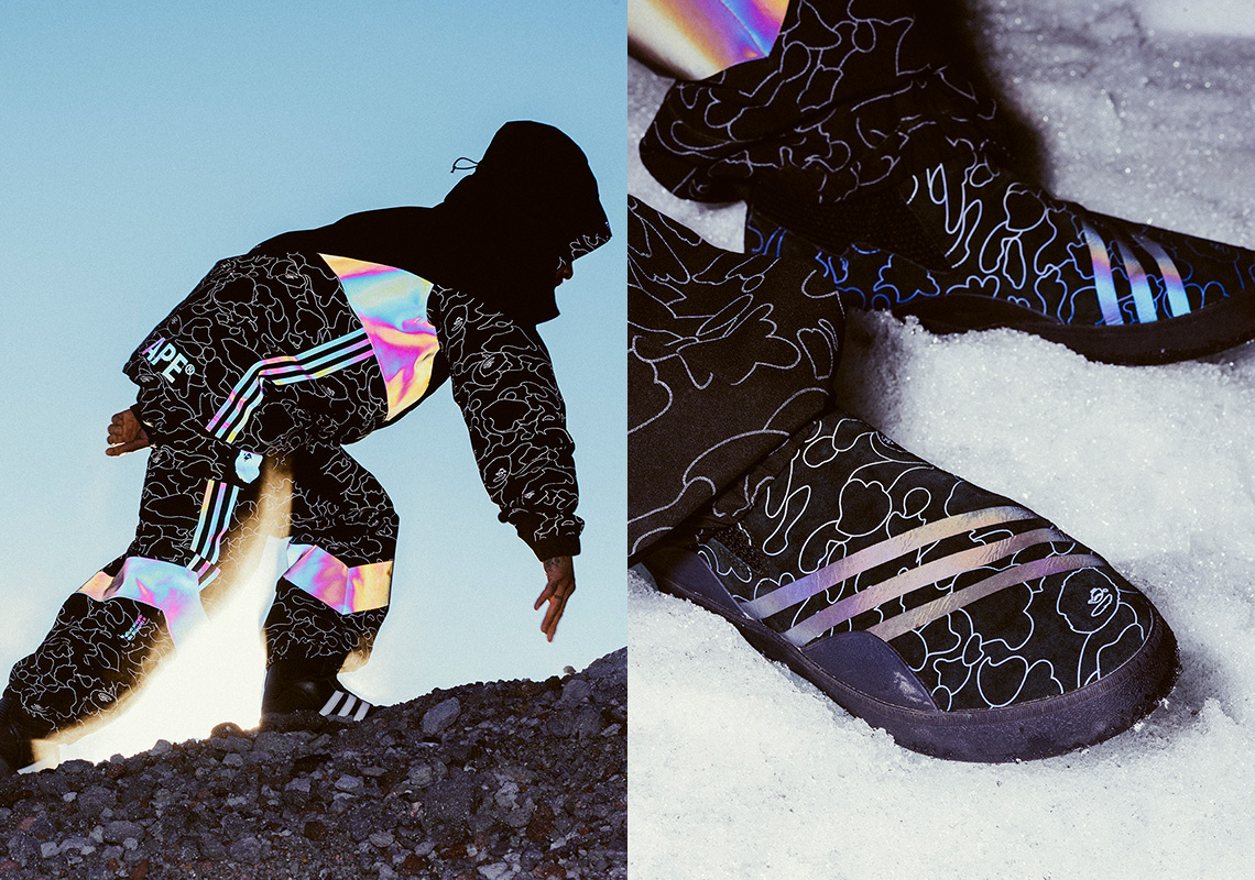 the latest f7208 9b419 BAPE adidas Snowboarding Collection - Release Info ...