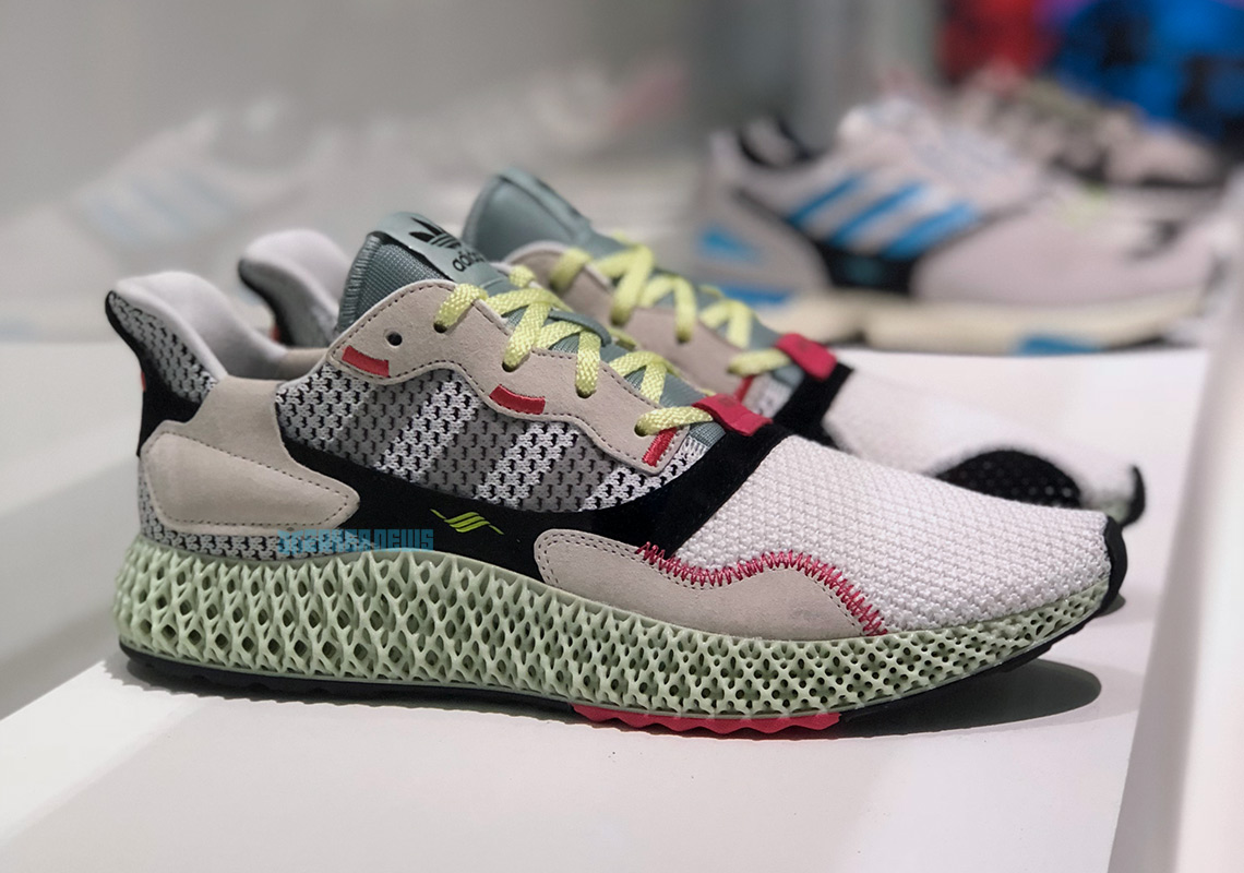 da3e08607 adidas Consortium ZX4000 Futurecraft Release Date  November 30th
