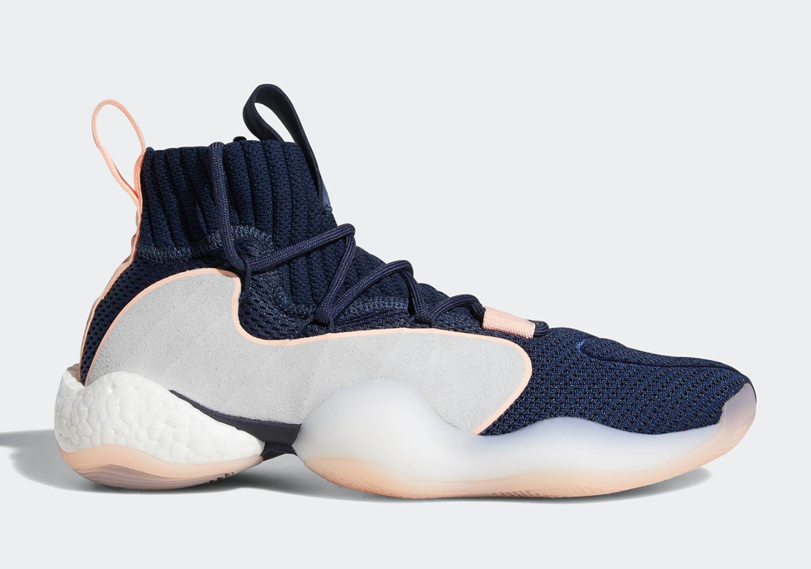 5ba087e53599 The adidas Crazy BYW LVL X Is Back For The New NBA Season