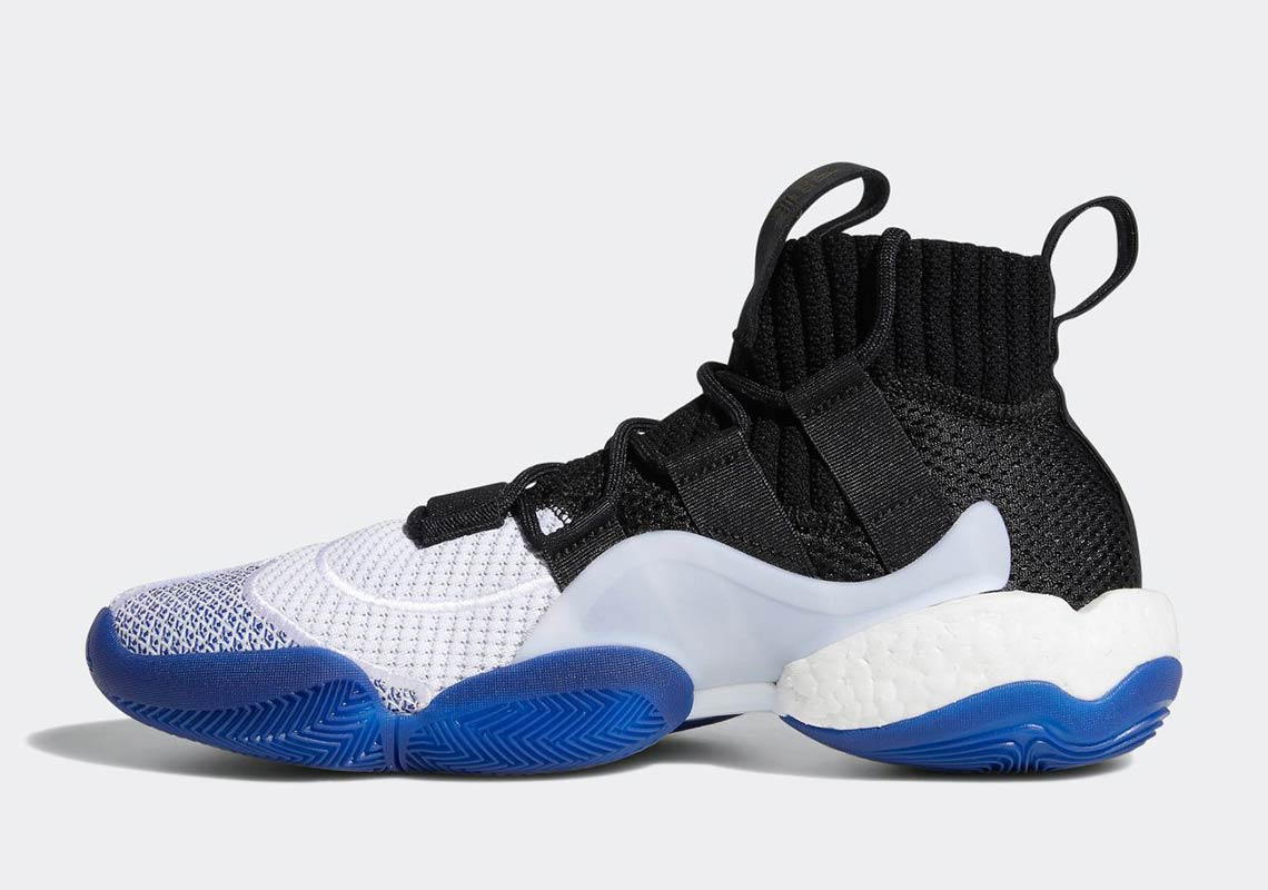 Navy Blue Color Code >> adidas Crazy BYW LVL X Release Info + Photos | SneakerNews.com