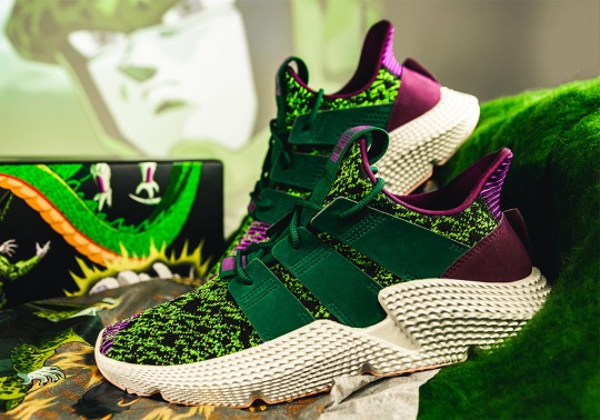 adidas Dragon Ball Z Cell Prophere Releases On October 26th